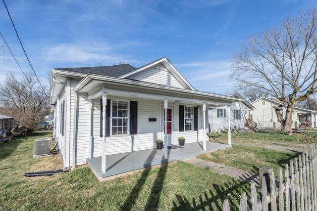 1010 Robertson Street, Kingsport, TN 37660 (MLS #9919267) :: Red Door Agency, LLC