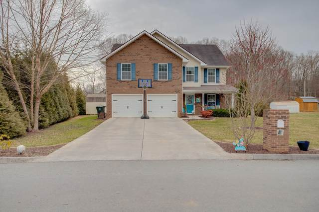 207 Pembrooke Circle, Jonesborough, TN 37659 (MLS #9919387) :: The Lusk Team