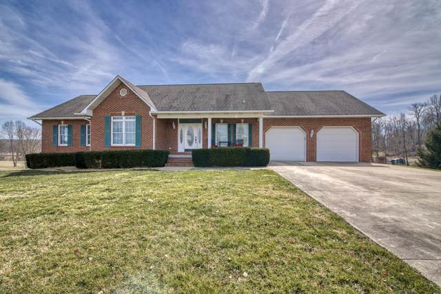 22221 Flame Leaf Drive, Bristol, VA 24202 (MLS #9919438) :: The Lusk Team