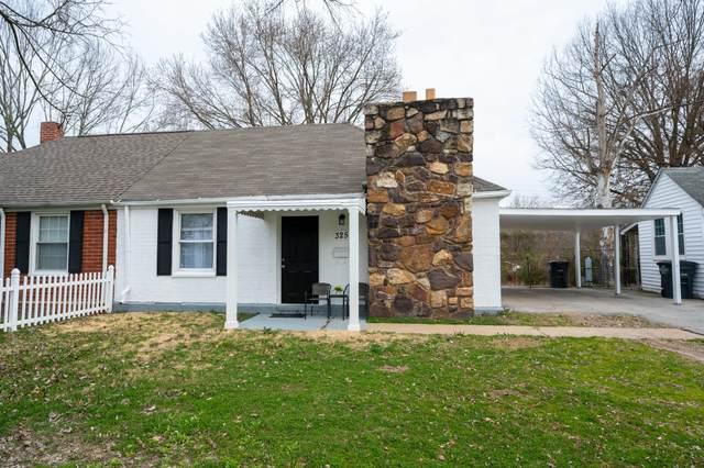 325 Sewanee Avenue, Kingsport, TN 37660 (MLS #9919460) :: Conservus Real Estate Group