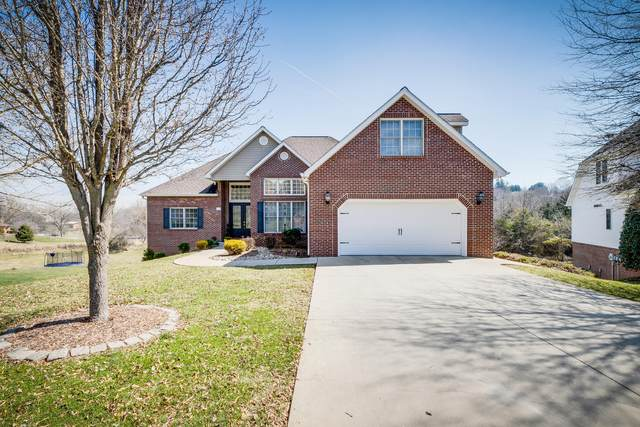 405 Emerald Chase Circle, Johnson City, TN 37615 (MLS #9919492) :: Conservus Real Estate Group