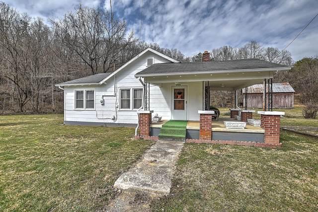 584 Big Arm Road, Bluff City, TN 37618 (MLS #9919515) :: Highlands Realty, Inc.