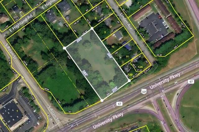 1530 Linden Ave, Johnson City, TN 37601 (MLS #9919537) :: Red Door Agency, LLC