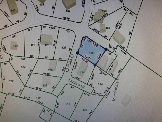 Lot 135 Senaca Court, Johnson City, TN 37601 (MLS #9919634) :: Conservus Real Estate Group