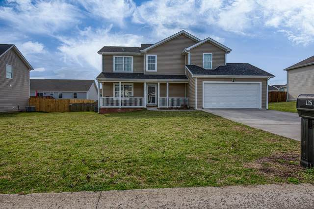 125 May Apple Drive, Bluff City, TN 37618 (MLS #9919684) :: Conservus Real Estate Group