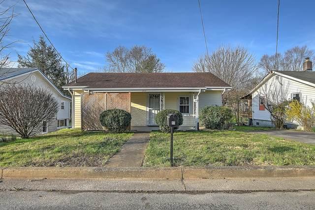 911 Hopson Street, Johnson City, TN 37601 (MLS #9919775) :: Red Door Agency, LLC
