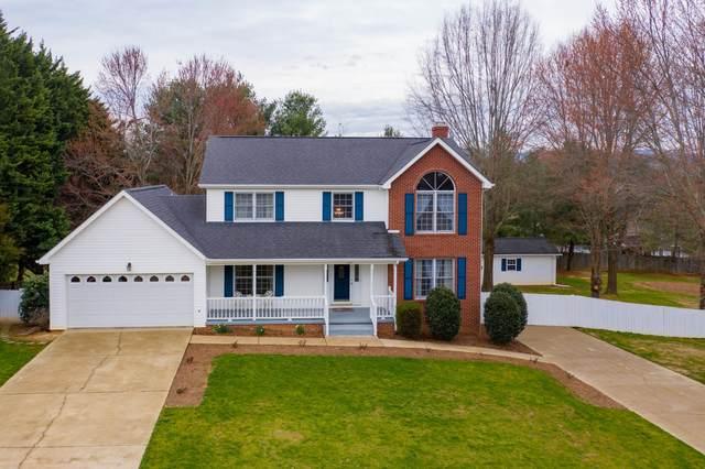 120 Heritage Place Drive, Jonesborough, TN 37659 (MLS #9919810) :: Bridge Pointe Real Estate