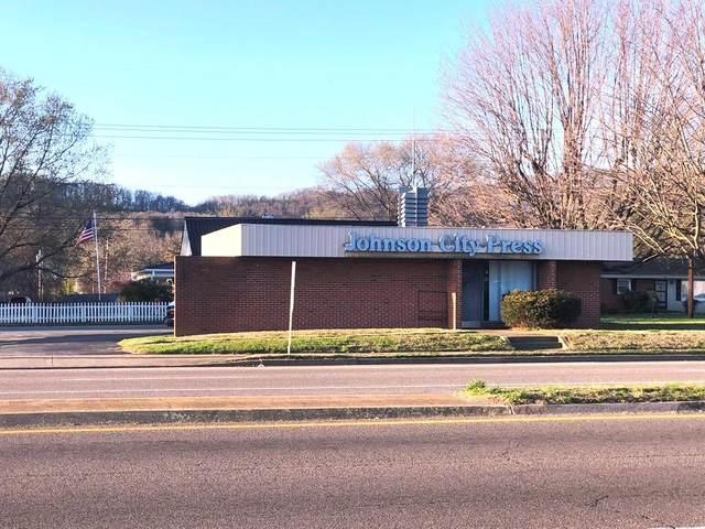 903 Broad Street, Elizabethton, TN 37643 (MLS #9919910) :: Highlands Realty, Inc.