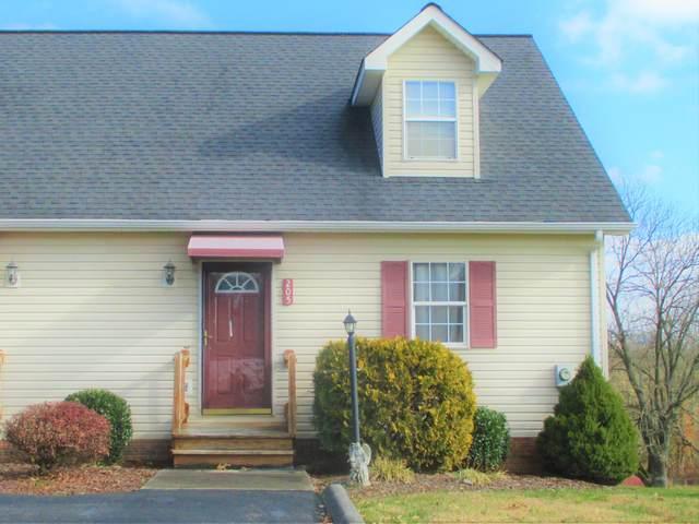 205 Hallbrook Drive #12, Gray, TN 37615 (MLS #9919971) :: Highlands Realty, Inc.
