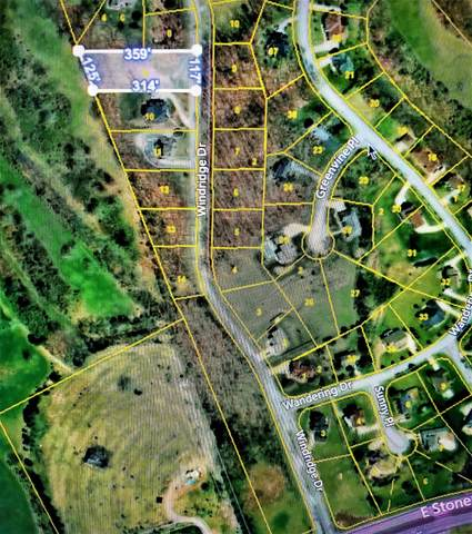 Tbd Windridge Drive, Kingsport, TN 37660 (MLS #9920105) :: Conservus Real Estate Group