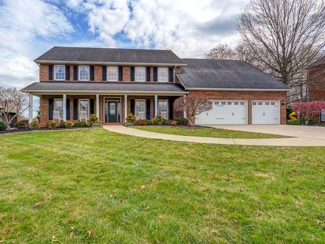 103 Willows Ridge Court, Johnson City, TN 37601 (MLS #9920123) :: Conservus Real Estate Group