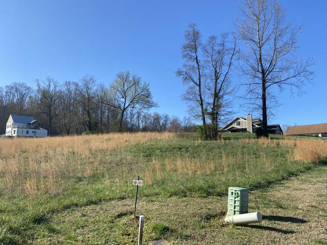 1205 Reynolds Road Road, Piney Flats, TN 37686 (MLS #9920201) :: The Lusk Team