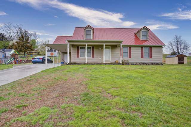 1775 Whitehouse Road, Greeneville, TN 37745 (MLS #9920210) :: Highlands Realty, Inc.