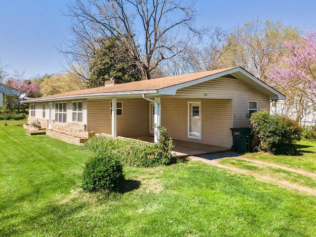 210 Lynn Avenue, Greeneville, TN 37743 (MLS #9920499) :: Bridge Pointe Real Estate