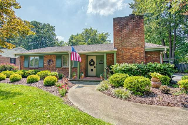 1825 Hermitage Drive, Kingsport, TN 37664 (MLS #9920508) :: Bridge Pointe Real Estate