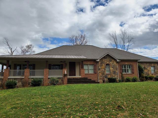327 & 345 Sliger Road, Jonesborough, TN 37659 (MLS #9920538) :: Bridge Pointe Real Estate