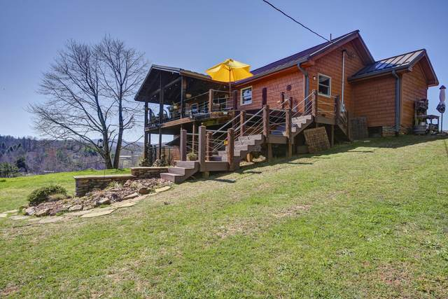300 Lady Lane, Shady Valley, TN 37688 (MLS #9920543) :: Highlands Realty, Inc.