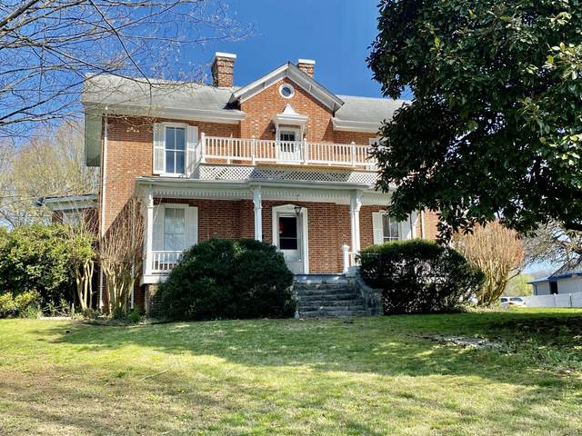 1010 Sevier Terrace Drive, Kingsport, TN 37660 (MLS #9920555) :: Conservus Real Estate Group