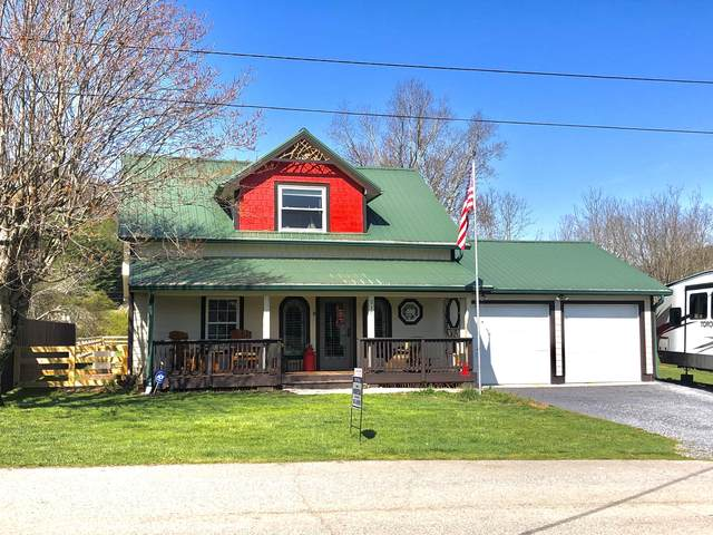 210 Stuarts Street, Roan Mountain, TN 37687 (MLS #9920575) :: Highlands Realty, Inc.