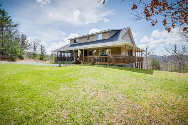 100 Sentinel Pointe, Unicoi, TN 37692 (MLS #9920577) :: Conservus Real Estate Group