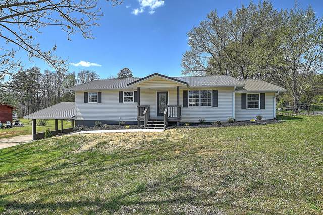 520 Cedar Creek Road, Greeneville, TN 37743 (MLS #9920626) :: Tim Stout Group Tri-Cities