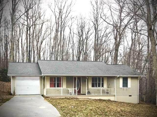 125 Morris Circle, Big Stone Gap, VA 24219 (MLS #9920635) :: Highlands Realty, Inc.