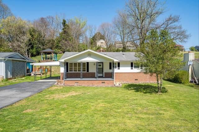337 Woodcrest Drive, Kingsport, TN 37663 (MLS #9920733) :: Conservus Real Estate Group