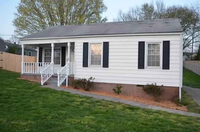 320 Clark Street, Johnson City, TN 37604 (MLS #9920787) :: Highlands Realty, Inc.