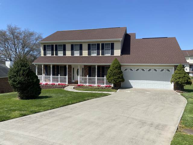 8 Nightingale Court, Johnson City, TN 37601 (MLS #9920790) :: Bridge Pointe Real Estate
