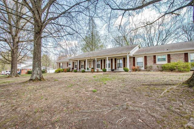2301 Briarcliff Road, Kingsport, TN 37660 (MLS #9920831) :: Bridge Pointe Real Estate