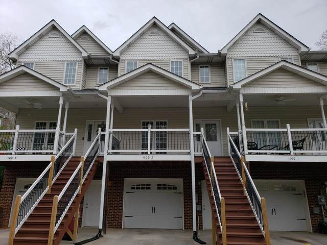 1100 Cherokee Road #2, Johnson City, TN 37604 (MLS #9920908) :: Highlands Realty, Inc.