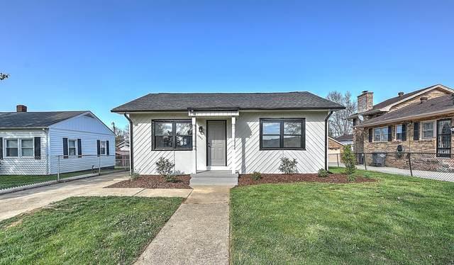 1552 Redwood Drive, Kingsport, TN 37664 (MLS #9920933) :: Bridge Pointe Real Estate