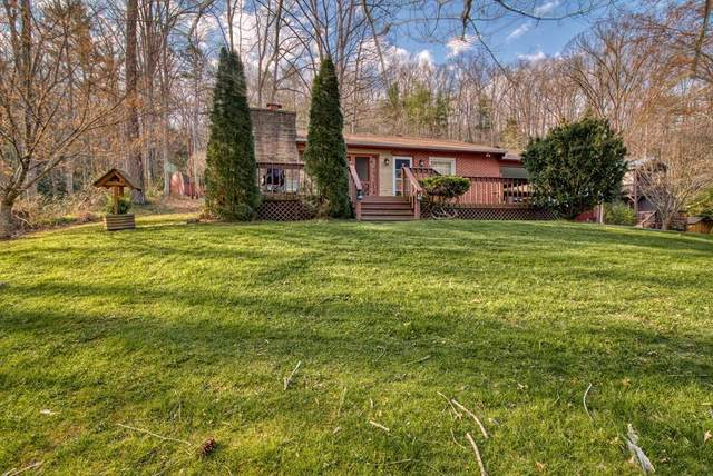 24325 Jeb Stuart Highway, Damascus, VA 24236 (MLS #9920942) :: Tim Stout Group Tri-Cities