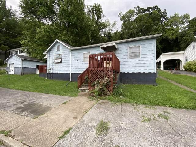 210 Chestnut Street, Johnson City, TN 37601 (MLS #9920949) :: Red Door Agency, LLC