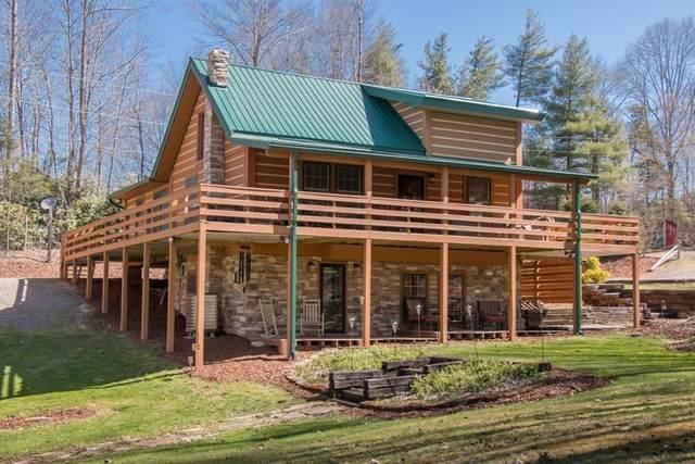 1672 Willens Gap Road, Mountain City, TN 37683 (MLS #9921055) :: Red Door Agency, LLC