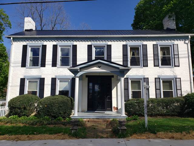 215 Irish Street, Greeneville, TN 37743 (MLS #9921085) :: Red Door Agency, LLC