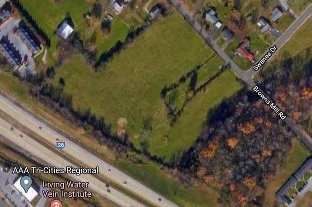 2803 Browns Mill Road, Johnson City, TN 37604 (MLS #9921099) :: Red Door Agency, LLC