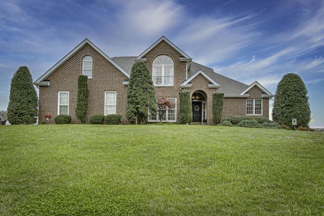 450 Arrowhead Drive, Kingsport, TN 37664 (MLS #9921112) :: Red Door Agency, LLC
