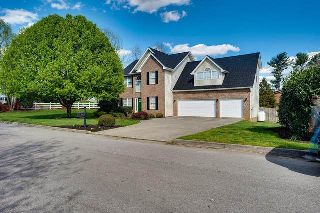 103 Ridgeview Meadows Drive, Johnson City, TN 37615 (MLS #9921113) :: Red Door Agency, LLC