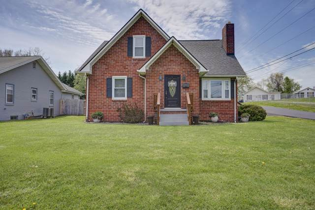 942 Walnut Avenue, Kingsport, TN 37660 (MLS #9921128) :: Red Door Agency, LLC