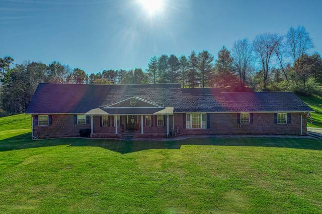 5726 Back Valley Road, Big Stone Gap, VA 24219 (MLS #9921133) :: The Lusk Team