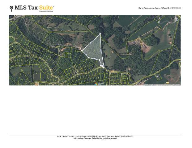 Tbd Topaz Lane Lane, New Tazewell, TN 37825 (MLS #9921177) :: Conservus Real Estate Group