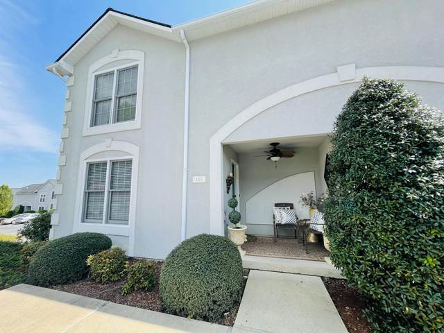 113 Bentley Parc #113, Johnson City, TN 37615 (MLS #9921200) :: Highlands Realty, Inc.