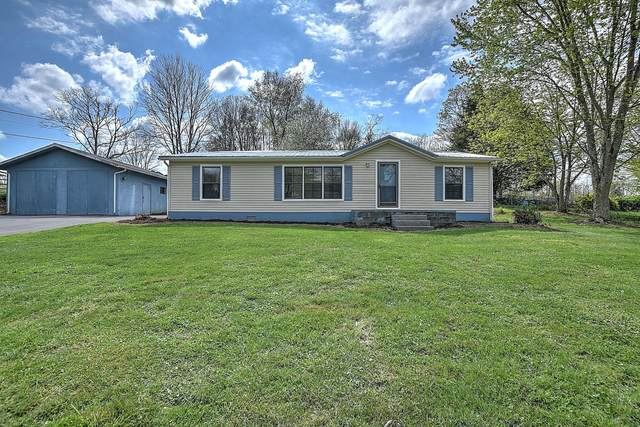 7220 Reedy Creek Road, Bristol, VA 24202 (MLS #9921201) :: Highlands Realty, Inc.