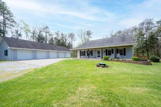 208 Proffitt Lane, Kingsport, TN 37663 (MLS #9921206) :: Red Door Agency, LLC