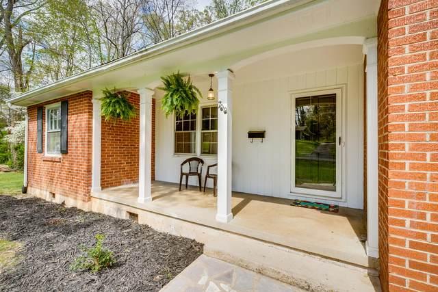 700 Woodhaven Lots 6 & 7 Drive, Johnson City, TN 37604 (MLS #9921233) :: Conservus Real Estate Group