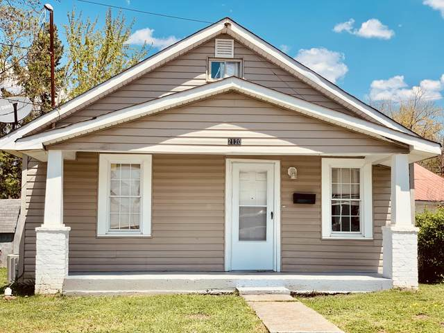 2120 Steadman Street, Kingsport, TN 37664 (MLS #9921248) :: Conservus Real Estate Group