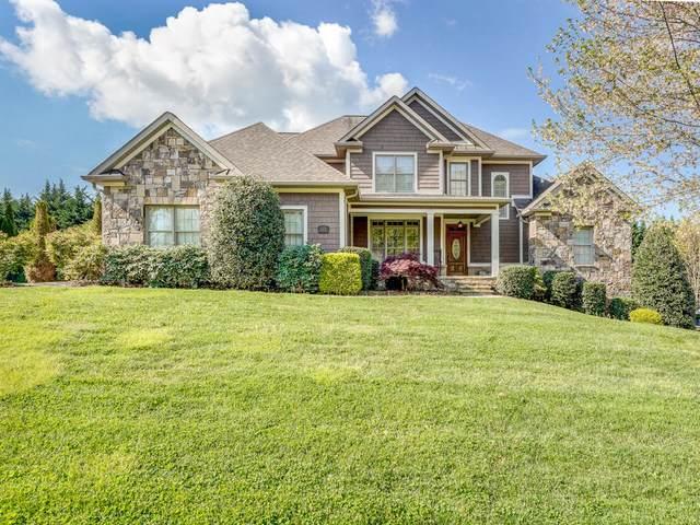 2412 Crescent Lake Place, Johnson City, TN 37615 (MLS #9921283) :: Conservus Real Estate Group