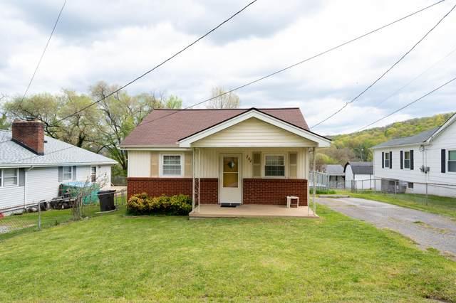 208 Mount Vernon Drive, Kingsport, TN 37664 (MLS #9921292) :: Conservus Real Estate Group