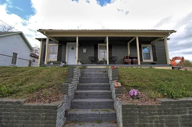 126 Tennessee Street, Kingsport, TN 37660 (MLS #9921308) :: Conservus Real Estate Group